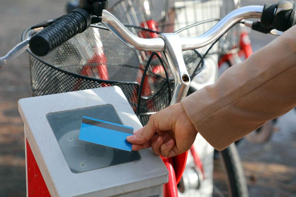 Bike-sharing in condominio