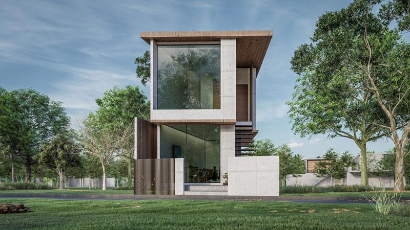 Le case modulari sono il futuro dell'edilizia sostenibile