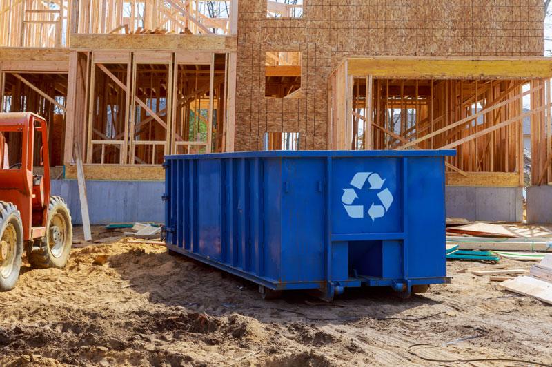 Tante idee per il riciclo dei rifiuti nell'edilizia
