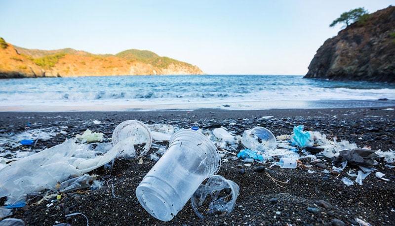 Ridurre l'inquinamento marino eliminando la plastica
