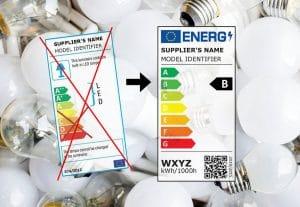 Nuove etichette energetiche per le sorgenti luminose
