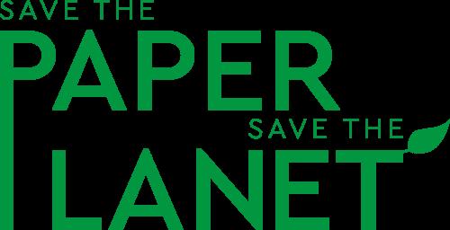 Logo Paper Planet